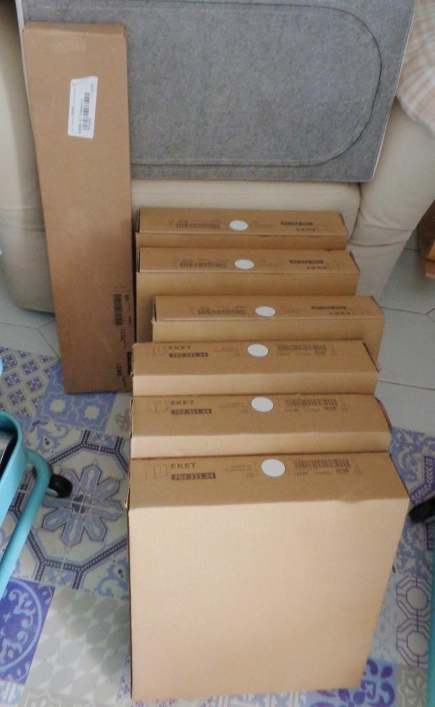 ... när jag ändå beställde. Ett paket stearin-ljus! Dessa är gjorda i 100%  stearin 741f1bcd39eac